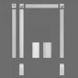 Дверное обрамление